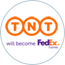 TNT UK Saturday Express Logo